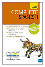 Complete Spanish (Learn Spanish with Teach Yourself) by Juan Kattan Ibarra (Paperback, 2012)