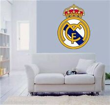 New Real Madrid Fc Club de Fútbol pegatinas de pared Hogar Decoración Mural Arte Grande Grande