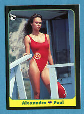 LE BELLISSIME -Masters Cards 1993 -n. 95 - ALEXANDRA PAUL - TELEVISIONE -New