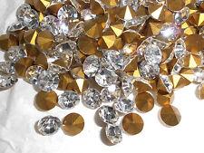 Swarovski vintage 24 chatons ss30 crystal