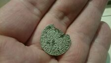 Selling as Unidentified rare? Medieval silver Hammered Coin  0.76g  38