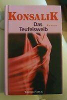 Heinz G. Konsalik - Das Teufelsweib - Weltbild Sammler-Edition - 176 Seiten