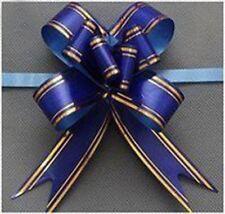 KRAFTZ® 30mm 10pc Butterfly Pull Bows Wedding Birthday Xmas Party Decoration