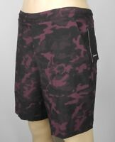 """NEW LULULEMON Pace Breaker Short 9"""" S L XL XXL Incognito Camo Red Shorts Lined"""