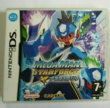 MegaMan Starforce Pegasus Nintendo DS PAL UK **FREE UK POSTAGE!!**