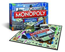 MONOPOLY - MÜNCHEN - Winning Moves 40453 - NEU