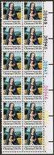 US USA Sc# 1799 MNH FVF PLATE# BLOCK Christmas Madonna & Child Art David
