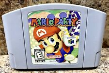Mario Party (Nintendo 64) N64 - Authentic - Tested And Works Great😀 Ships⚡️Fast