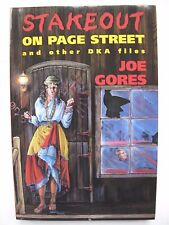 Joe Gores – STAKEOUT ON PAGE STREET (2000) – Detective Short Stories