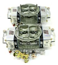 AED Competition 650HO Tunnel Ram Holley Double Pumper Pair Carburetors 650