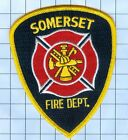 Fire Patch - Somerset
