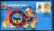 2017 Fireman Sam With Limited Edition Medallion Cover 0741/3500