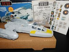 ~~VTG~1977~1983~1984~Kenner~Star~Wars~Y~Wing~YWING~Y-WING~vehicle~ship~box~lot~~