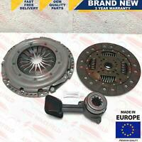 FOR FORD TRANSIT CONNECT 1.8 TDCi Di CLUTCH KIT CONCENTRIC CYLINDER BEARING 3 PC