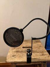 akg microphone pop filter