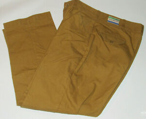 VINTAGE WINCHESTER HUNTING/HIKING PANTS/TROUSERS! DOUBLE SEAT & KNEES! 34x29