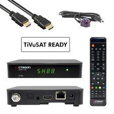 TiVuSat HD Receiver Octagon SX88+ SE Sat Receiver Tivu Sat geeignet