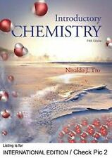 4DAYS DELIVERY - Introductory Chemistry by Tro, 5th international edition