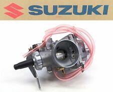 New Genuine Suzuki Carburetor 83-00 DS80 Carb Fuel Gas OEM Mikuni #X138
