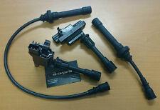 2 X Zündspule + Zündkabel Mazda Premacy CP 1,8 1,9 2,0 1998-2005