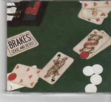 (FR563) Brakes, Cease And Desist - 2006 DJ CD