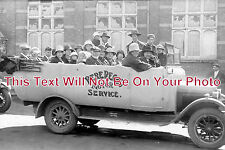 DO 233 - Bere Regis Motor Service Charabanc, Dorset - 6x4 Photo