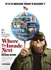 Affiche 40x60cm WHERE TO INVADE NEXT (2016) Michael Moore - Documentaire NEUVE