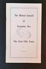 Joan Paton - The District Council Of Encounter Bay - The First Fifty Years - pb