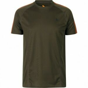 Seeland Hawker T-Shirt Pine green Quick Drying Light weight Hunting Shooting New