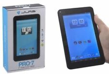 "New JLab PRO-7, 7"" Dual Core Tablet, 8GB, Speakers, Original"