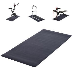 HOMCOM Thick Equipment Mat Gym Fitness Treadmill Exercise Bike Protect Floor