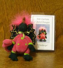 "DEB CANHAM Artist Designs FANDANGO Dappled Dragon Coll. 4"" NEW From Retail Store"