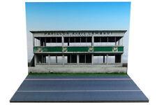 Diorama circuit de Reims-Gueux aujourd'hui - 1/43ème - #43-2-E-E-013
