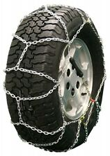 325/50-22 325/50R22 Diamond Back Tire Chains 5.5mm Link Pull Adjuster Lt Truck