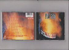 PRO-PAIN: foul taste of freedom, Roadrunner, D, 93.. CD