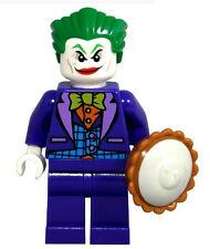 NEW LEGO JOKER w/PIE MINIFIG from JOKERLAND batman figure 76035 minifigure dc