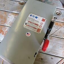 Eaton - Cutler Hammer DH221FRK 30 amp Heavy Duty Safety Switch, 240 V