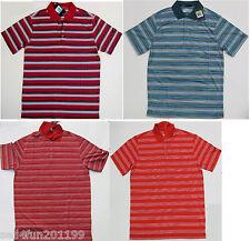 New Nike Men's Dri Fit Tech Core Stripe, Ultra 2.0 Golf Polo Size S-L Pick 1