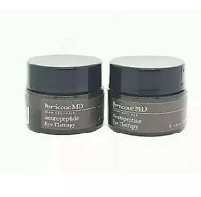 PERRICONE MD Neuropeptide Eye Therapy 2 x 7.5ml (15ml) Anti-Ageing Eye Cream NEW
