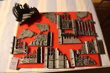Games Workshop Warhammer 40K Gothic Ruins Ruin Scenery Ruined Buildings Terrain