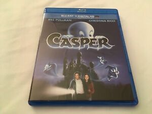 Casper (Blu-ray 1995) Christina Ricci, Bill Pullman, Eric Idle