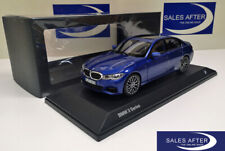 Original BMW Miniatur 3er G20 Limousine 330i Portimao Blue 1:18 Sammlermodell