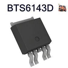 BTS6143D Mosfet TO-252-5 Smart Highside SMD interruptor de encendido Reino Unido Stock