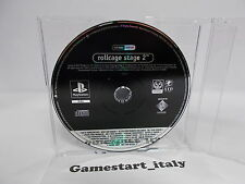ROLLCAGE STAGE 2 SCES-01922 (SONY PS1) PROMO VERSION - PAL VERSION