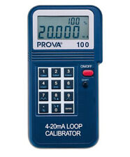 NEW TES Meter PROVA-100 Process loop Calibrator 4-20mA