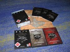 The witcher 1 PC Enhanced Edition rareza USK 18 especial Edition coleccionista