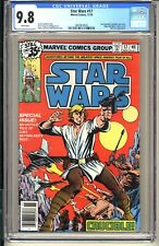 STAR WARS #17  CGC 9.8 WP NM/MT  Marvel Comics 1978 Jedi Vader Skywalker (vol 1)