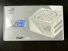 ASUS 850W Power Supply Unit ROG-STRIX-850W-WHITE 80 PLUS GOLD Republic Of Gamers