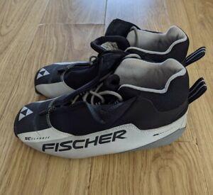 Fischer SC Classic Sport Cross Country ski boots EU 45 UK 10.5