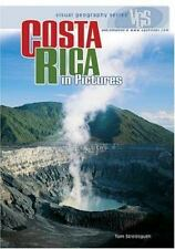 Costa Rica in Pictures (Visual Geography (Twenty-First Century))-ExLibrary